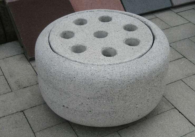 Cadre Columbariummuur projecten